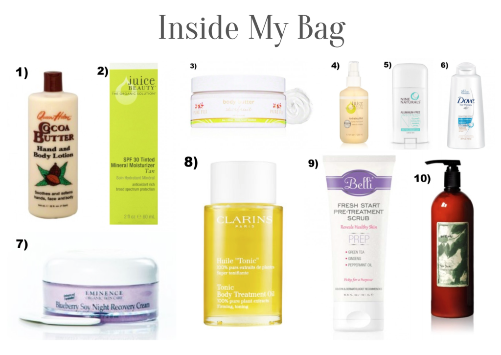 My 'Pregnant Friendly' Beauty Buys – Bubbles and Bumps