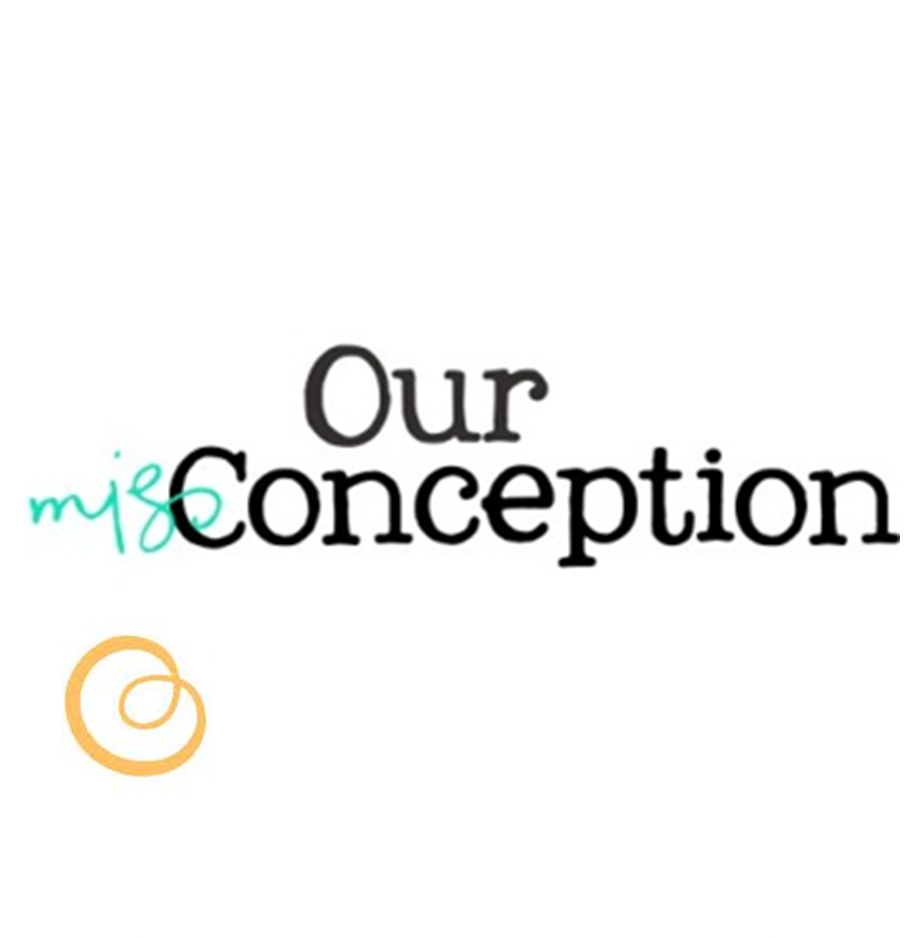 misconception logo Twitter New Look