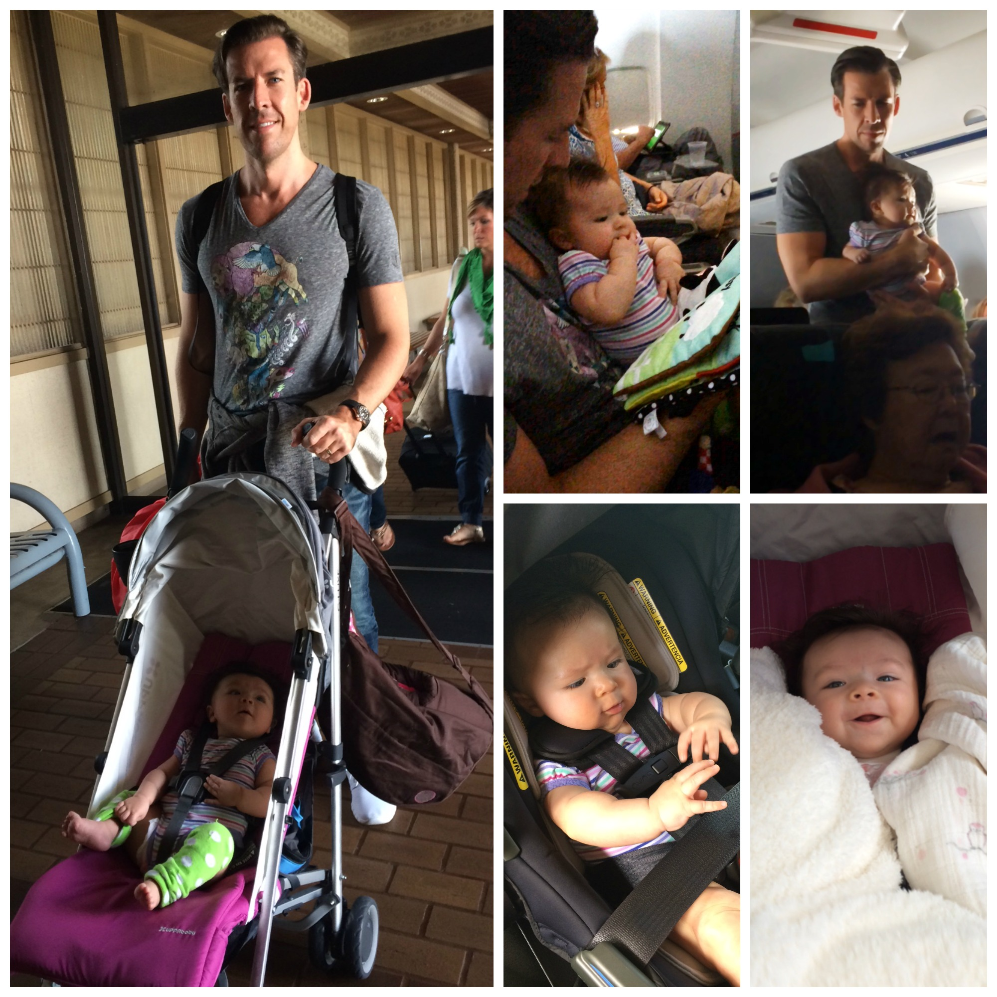 Traveling with a Baby- My Tips and Hacks – Bubbles and Bumps