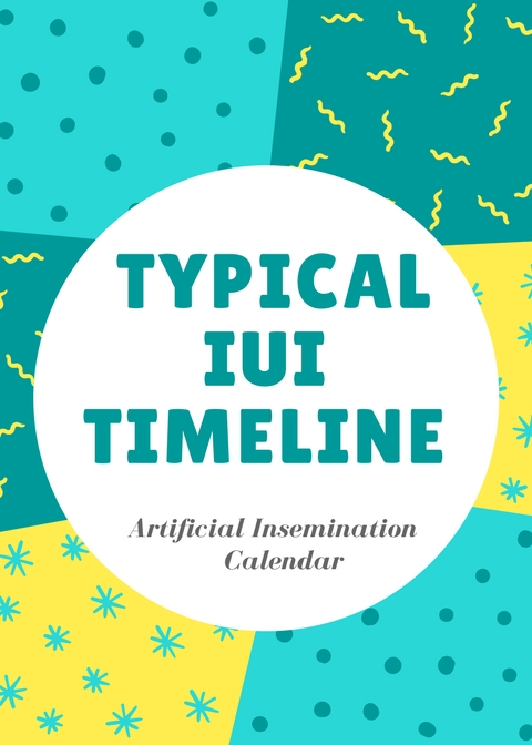 Typical iui timeline artificial insemination calendar