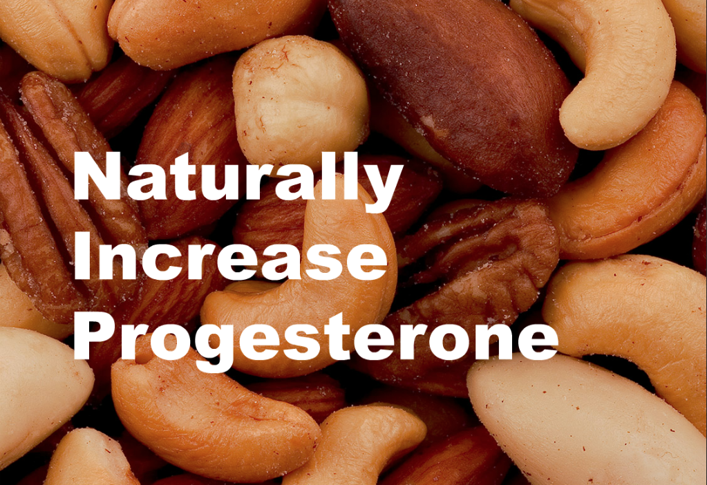 progesterone, miscarriage, fertility foods